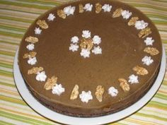 Zdravý narozeninový dort vhodný k 1. narozeninám « Jíme Jinak