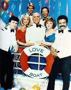 The Love Boat....soon will be making another run....