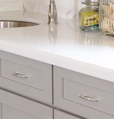 Since Quartz Counters Are Heat Resistant, Scratch Resistant And Stain  Resistant, They Offer