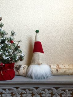 A personal favorite from my Etsy shop https://www.etsy.com/listing/467277483/klaus-the-christmas-gnome-swedish-tomte