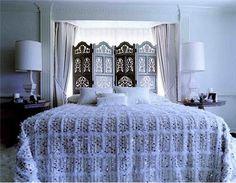 Moroccan Handira...A MUST HAVE when I get married.  maison de marrakech: Moroccan Handira- a beautiful woven art