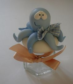 can be made on fondant...