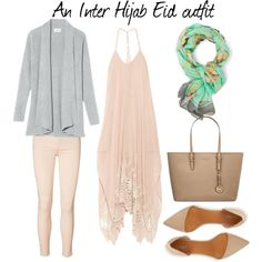 """""""An Inter Hijab Eid outfit"""" by interhijab on Polyvore"""