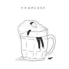 Week of sleeping cups - Ilya Kazakov