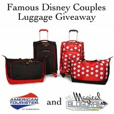 A Disney Mom's Thoughts: Princess Tiana and Prince Naveen Movie Night & Trivia {American Tourister Giveaway}