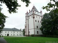Bílá věž Hradec n.M.