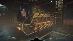 Heavy Engine. Catapillar.  ( Stof - Antistof )