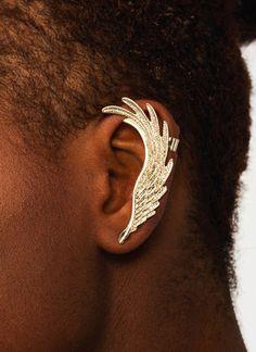 Wing It Ear Cuff