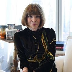 Anna Wintour Reflects on New York Fashion Week Fall '17 - Vogue