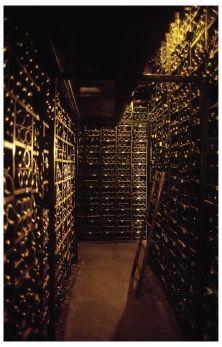 The Tour d'Argent has the best wine cellar in Paris http://www.beyond-london-travel.com/Best-Wine-Cellar-in-Paris.html