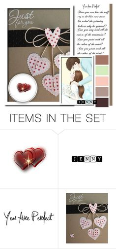 """""""just for you"""" by smile2528 ❤ liked on Polyvore featuring art"""