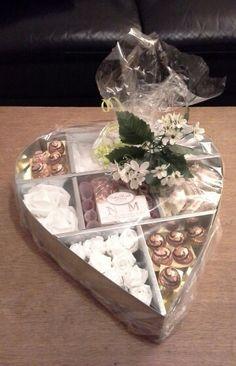 Koperen huwelijkscadeau: geld geven. n.a.v. idee op pinterest. Bedankt!