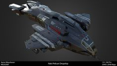 Halo Pelican, Mandalorian Ships, Halo Ships, Mythological Monsters, Halo Spartan, Family Structure, Halo Game, Starship Concept, Sci Fi Ships