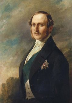 Franz Xaver Winterhalter (1805-73) - Prince Albert (1819-61)