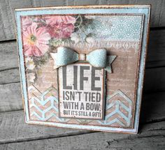 tim holtz frameworks dies card - Google Search