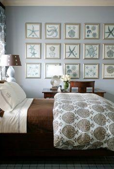 Inspiration Gallery: Bedrooms | Decorating Files | decoratingfiles.com | Designer: Tobi Fairley