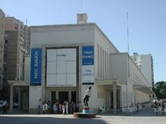 Malaga's centre of Contemporary Art