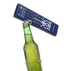 "Remote Control with Bottle Opener by MyClicker from Kurt ""CyberGuy"" Knutsson on OpenSky For the MAn Cave"