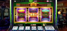 Classic Slots - Casino Games on the App Store Doubledown Casino Free Slots, Casino Slot Games, Las Vegas Slots, Vegas Casino, Casino Classic, Connect To Facebook, Old Vegas, Subway Surfers, Wheel Of Fortune