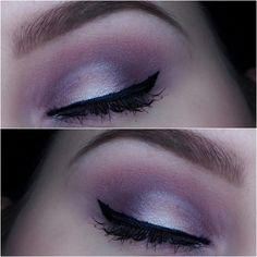 For this i used some old shadows, and some new ones.. If you have a purple with blue in it(i used a mix of a old Isadora shadow and Parfait Amour from MAC)