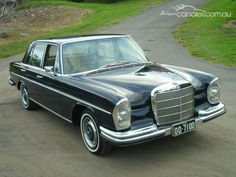 1968 MERCEDES 280SE W108.  If i could only find one