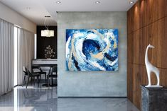 Large Abstract Artwork,Large Abstract Painting,modern abstract,huge canvas painting,colorful artwork,texture wall art FY0064
