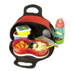 Enter this competition to win a TumTum Ladybird Lunchbag!