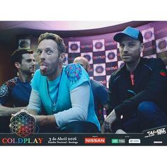 COLDPLAY EVERYDAY Just two girls who are obsessed with Coldplay Andrea, from Seattle USA Maddie,...