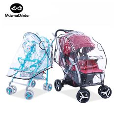 Organizer Rain Covers Baby Car Windscreen Dust Cover Universal Waterproof Baby Carriage Accessories Pram Stroller Accessories