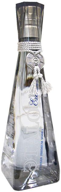 Etalon Vodka.  Great bottle IMPDO.