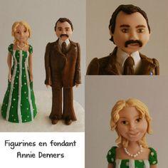 topper figurine/ figurines de gâteau pour anniversaire de mariage ...