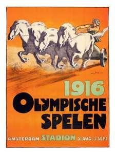1916, Amsterdaam