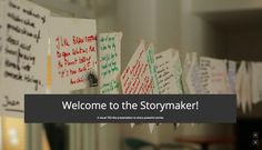The Executive Storymaker