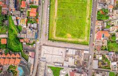 Cityscape View Of Banos De Agua Santa, South America by KalypsoWorldPhotography on @creativemarket