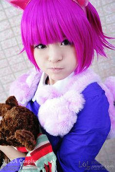 League of Legends, Annie Cosplay