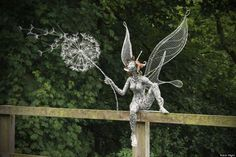 Magical Fairy Sculptures Will Take You To Another World Where The Fay Folk Rule (PHOTOS)
