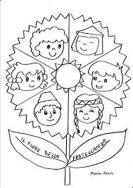 schede didattiche diritti dei bambini novembre pinterest pinocchio and school