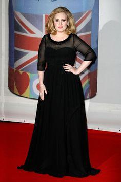 Adele - BRIT Awards 2012.