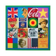 Works by Peter Blake and Bridget Riley will go on sale alongside pieces from rising stars Montage Art, Beatles Albums, Mass Culture, Peter Blake, Galleries In London, Lonely Heart, Gcse Art, Silk Screen Printing, Art Fair