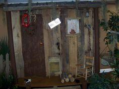 cajun shack for swamp scene