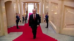 Vladimir Putin is the most powerful man in the world