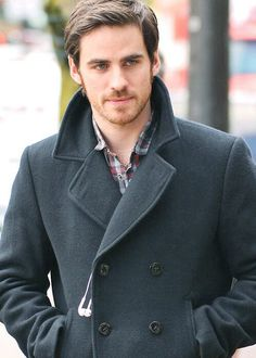Colin O'Donoghue also known as Hook <3