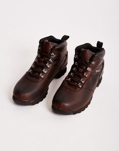 Timberland Splitrock 2 Boot Brown | Shop men's shoes and clothes at The Idle Man