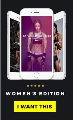 The Ultimate Female Training Guide: Specific, Proven Methods to Get Lean And Sexy 12 Week Shred, Low Intensity Cardio, Adrenergic Receptors, Dumbbell Shoulder, It Pdf, Adipose Tissue, Gain Muscle, Body Weight, Weight Loss