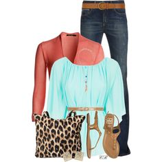 """""""Belted Top"""" by colierollers on Polyvore"""
