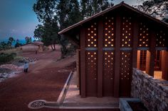 Gallery of Library of Muyinga / BC Architects - 9