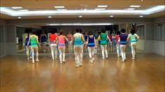 It's Raining Men Line Dance(Upper Beginner/Improver Level)