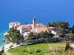 The Dominican Monastery, Bol, island Brač, Croatia
