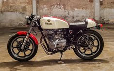 1978 Yamaha XS400 Cafe Racer - Grease n Gasoline                                                                                                                                                                                 More