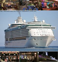 Tour Independence of The Seas - Royal Caribbean International. See more http://destinations-for-travelers.blogspot.com.br/2012/12/tour-pelo-independence-of-seas-royal.html